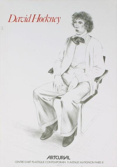 David Hockney, 'Artcurial', 1979
