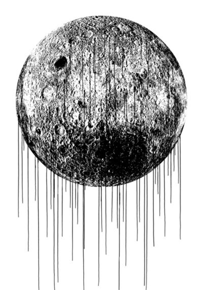 Victor Ash, 'Far Side of the Moon (White Edition)', 2019