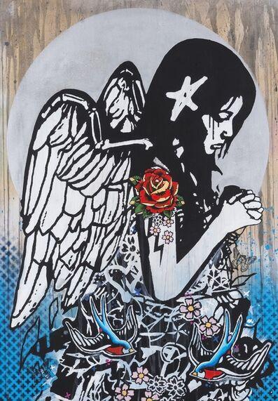 Copyright, 'Fallen Angel', 2015