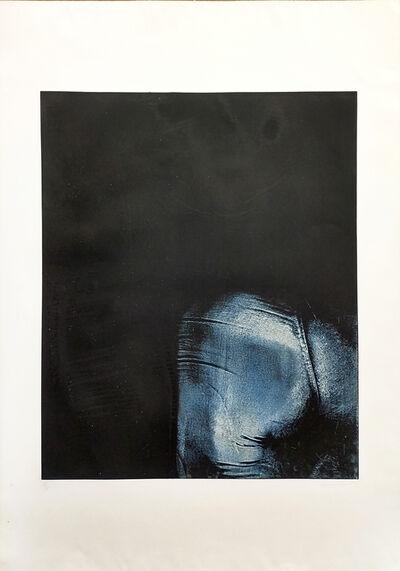 George Segal, 'GIRL IN BLUE JEANS', 1976
