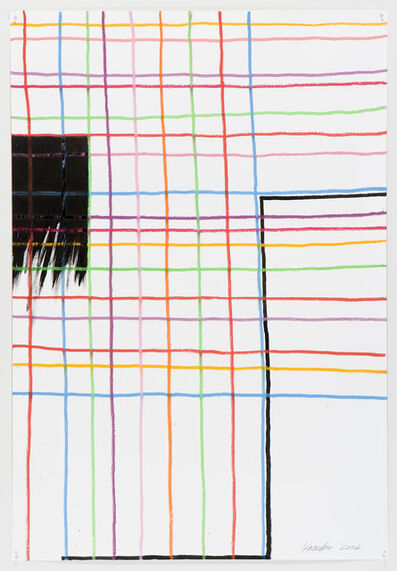 Jun Kaneko, 'UNTITLED (DRAWING)', 2006