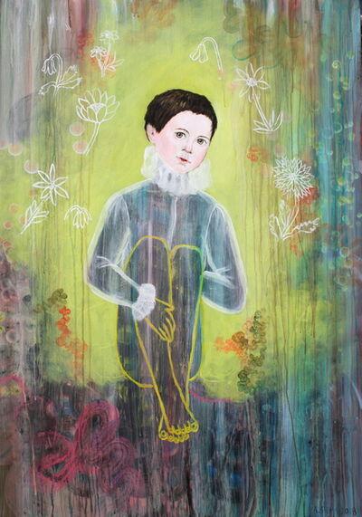Anne Siems, 'Yellow Boy', 2018