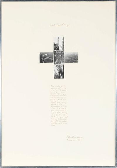 Peter Arthur Hutchinson, 'West End Story', 1972