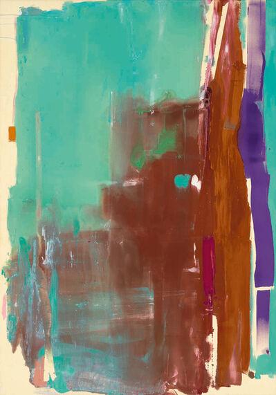 Helen Frankenthaler, 'Jupiter', 1976