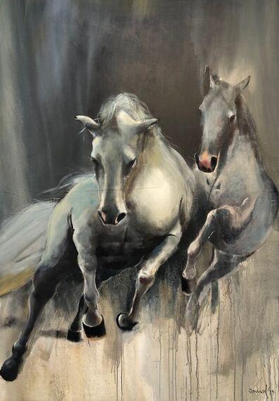 Jamal Ahmed, 'Horses ', 2019