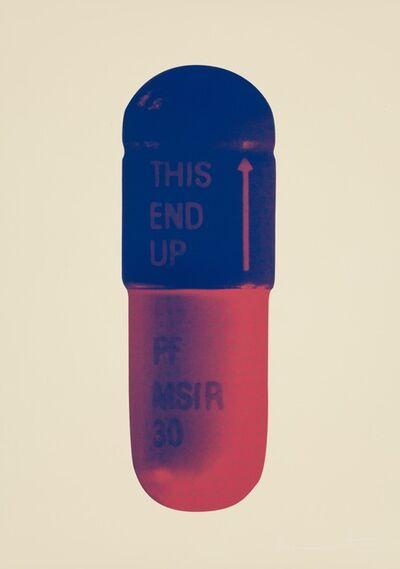 Damien Hirst, 'The Cure - Peach Cream/Ultramarine/Lust', 2014