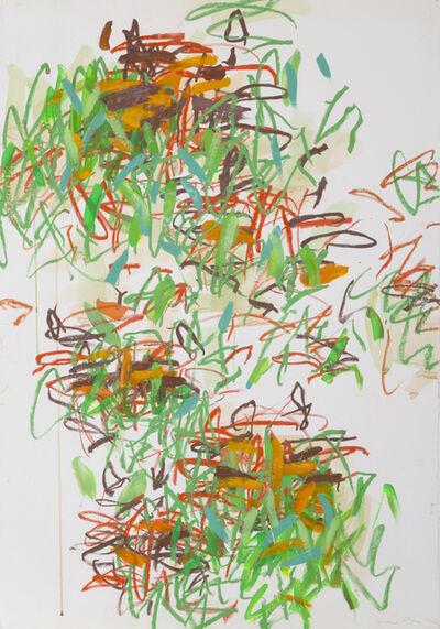 Louisa Chase, 'Untitled, Tyger Tyger', 2002