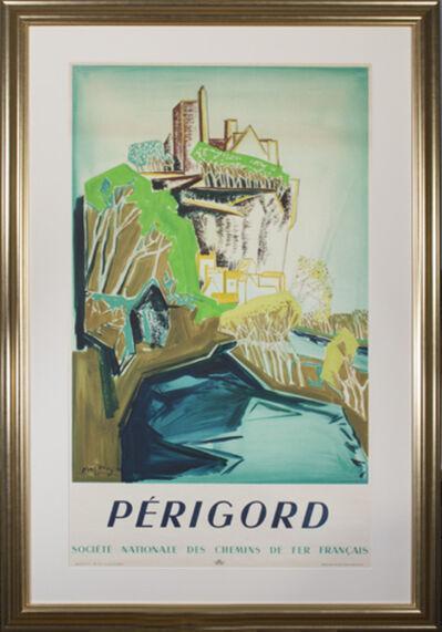 Eduoard Georges Mac'Avoy, 'Perigord (Societe Nationale des Chemins de Fer Francais)', 1948