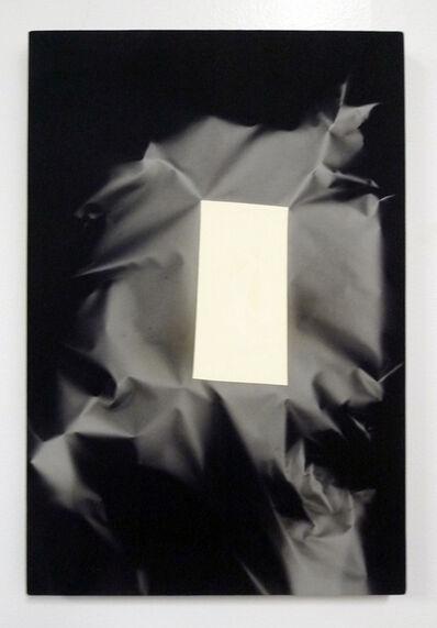 Chris Duncan, 'White Brick (2015 / 6 Month Exposure) III', 2016