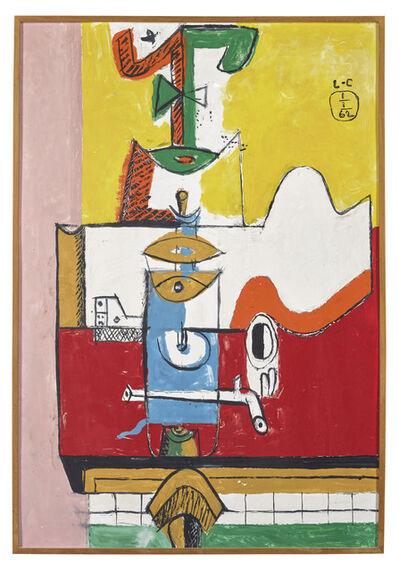 Le Corbusier, 'Nature morte sur un guéridon', 1962