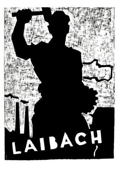 Laibach Kunst, 'Metalec', 1980 / 2017