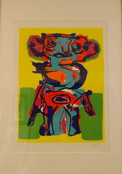 Karel Appel, 'Personnages ', 1970
