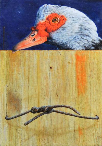 Luciano Baldacci, 'Duck Head', 2015
