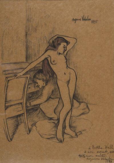 Suzanne Valadon, 'Nu dans un intérieur', 1895