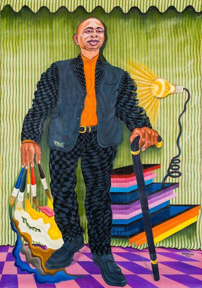 MAORY PRINCE, 'Le Sapeur 2', 2016