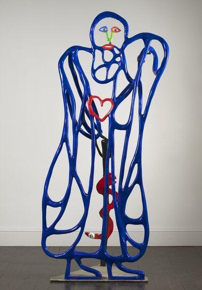 Niki de Saint Phalle, 'L'Ermite', 1988