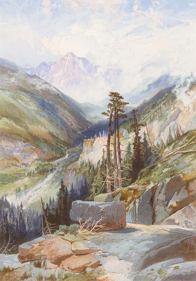 Thomas Moran, 'The Mountain of the Holy Cross, Colorado', c. 1876