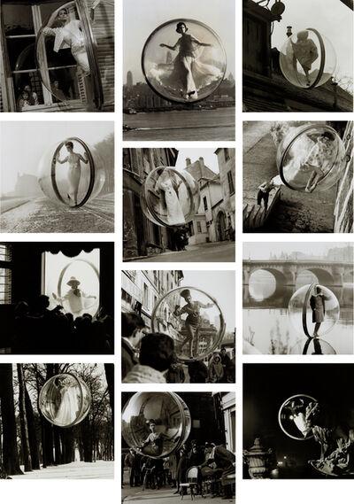 Melvin Sokolsky, 'Paris 1963'