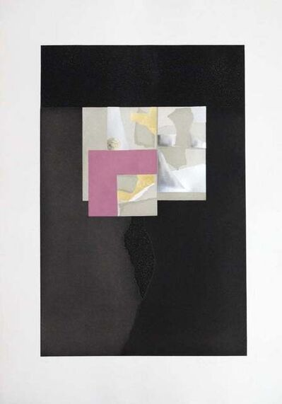 Louise Nevelson, 'Untitled from 'Aquatints' portfolio', 1973