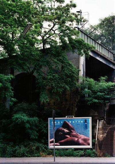 Max Regenberg, 'Blau #1992, L.B. System Koln-Ehrenfeld', 1992/2013