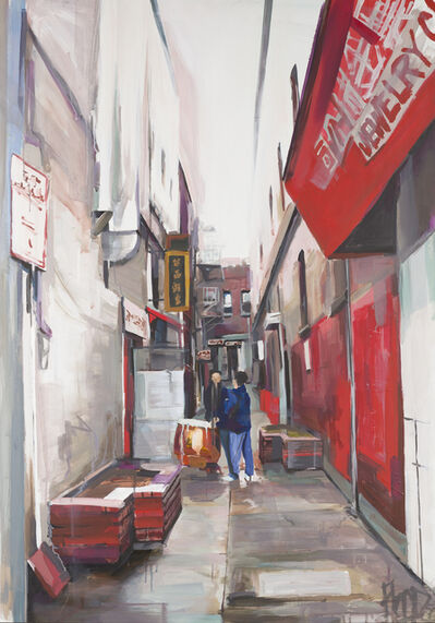 Sean Flood, 'Chinatown', 2008