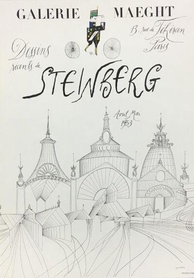 Saul Steinberg, 'Dessins Récents de Steinberg- Gallerie Maeght', Unknown
