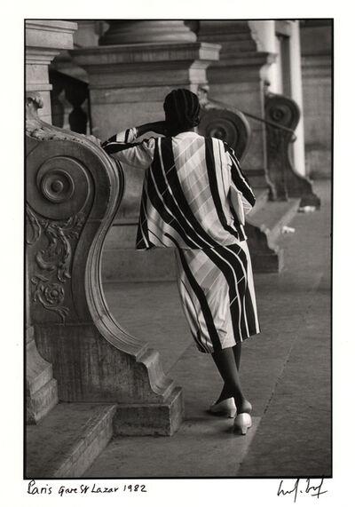 Marc Riboud, 'Gare St Lazare, Paris.', 1982