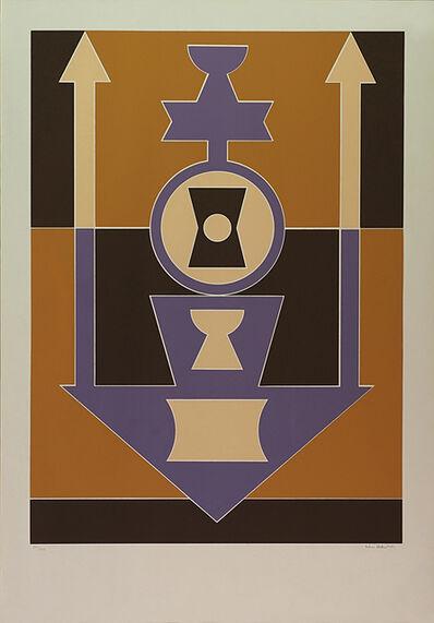 Rubem Valentim, 'Untitled', 1989