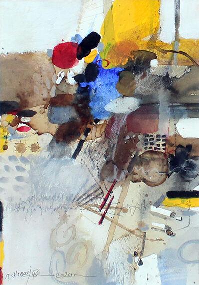 Mohammad Al Ameri, 'Hidden Face', 2020