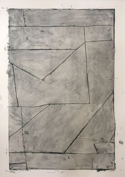 Richard Diebenkorn, 'Trip on the Ground', 1984