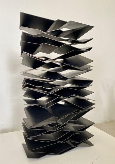 Anachar Basbous, 'Steel Sculpture', 2021