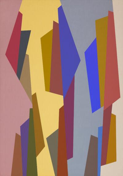 Karl Benjamin, '#7,1988', 1988