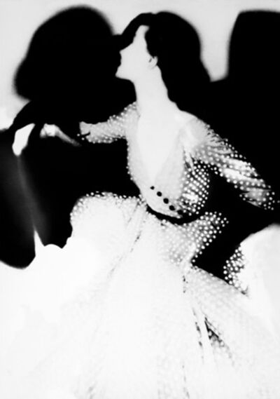 Lillian Bassman, 'The Cost of Living: Barbara Mullen in a dress by Omar Kiam for Ben Reig, New York', 1950