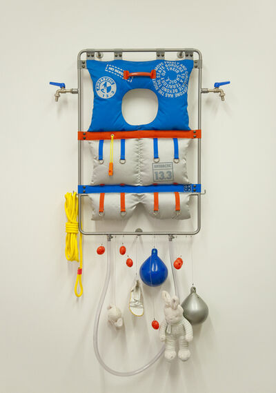 Lucy & Jorge Orta, 'Life Line - Survival Kit', 2008