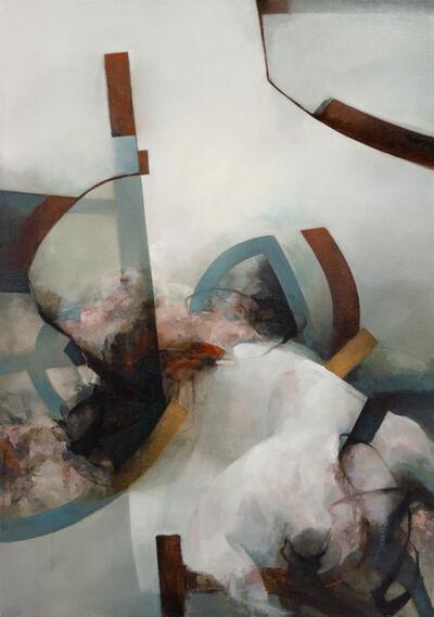 David Mellen, 'Abstract Oil on Linen: 'Corrida'', 2021