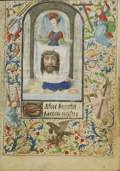 Lievan van Lathem, 'Saint Veronica', 1471