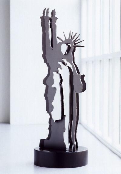Arman, 'Le fantôme de la liberté.', 2000