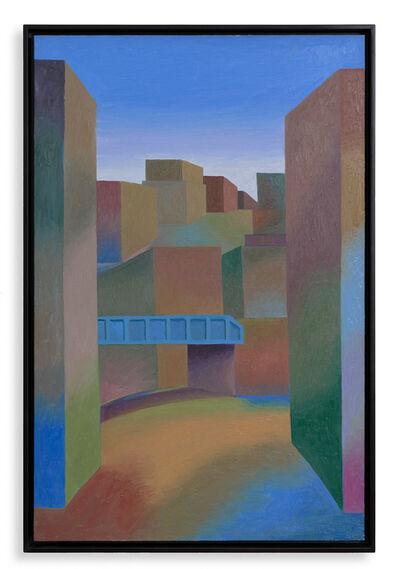 Salvo, 'Il sottopassaggio', 1983