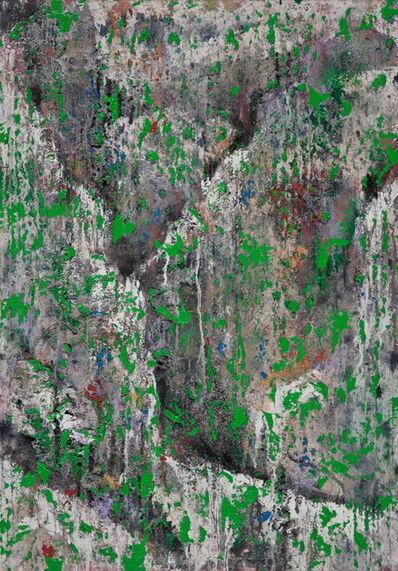 Thaier Helal, 'Qalamoun Mountains II', 2014