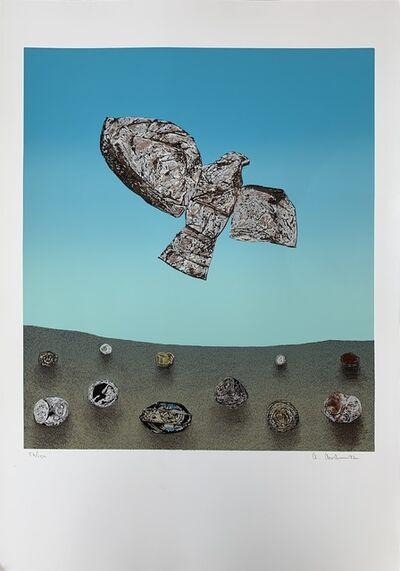 Alejandro Aróstegui, 'Alejandro Aróstegui authentic print', 1992