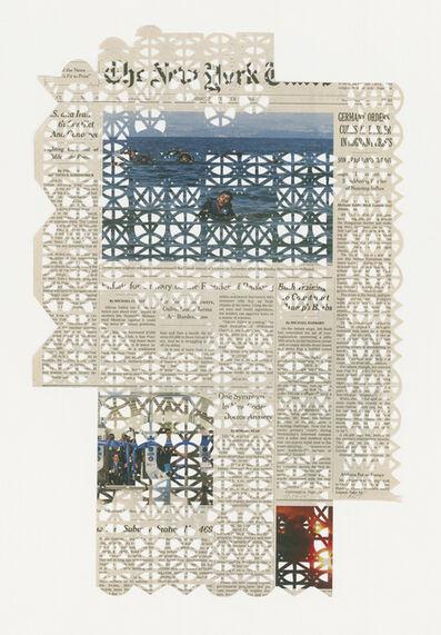 Donna Ruff, '9.14.15', 2015