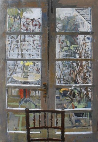 Ken Howard, 'Patio'
