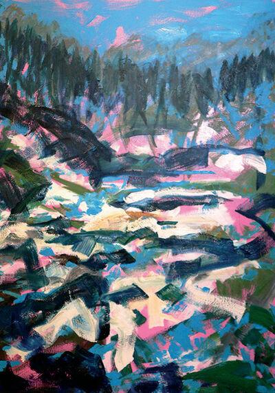 Friedemann Hahn, 'Im Schwarzwald II', 2011