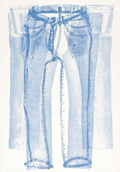 Jean Shin, 'Pressed Jeans', 2005