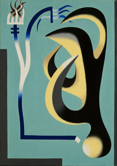 Charles Biederman, 'Untitled, New York, August 1936', 1936