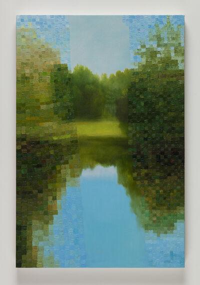 Astrid Preston, 'Forest Lake', 2017