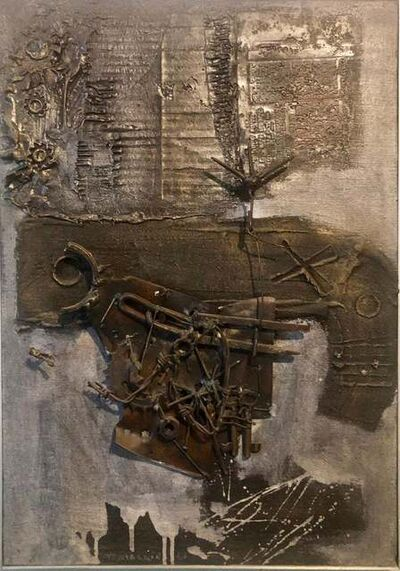 Igael Tumarkin, 'Untitled', 1960-1969