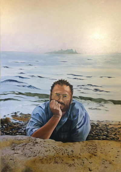 MaryAnn Kuchera, 'Brother John (Yonko Kuchera)', 2019
