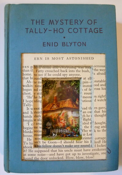 laura beaumont, 'The Mystery of Tally Ho Cottage', 2017