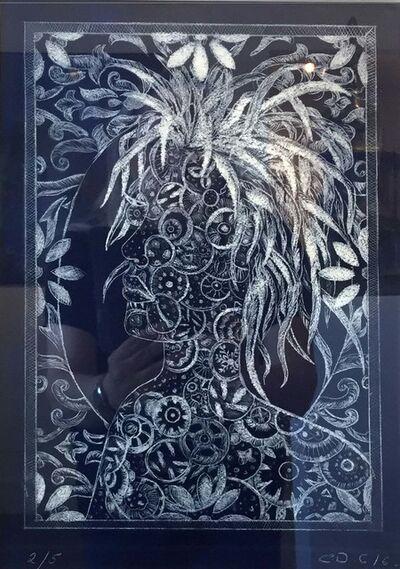 Edouard Duval-Carrié, 'Les Metamorphosis du Makandal #2', 2016